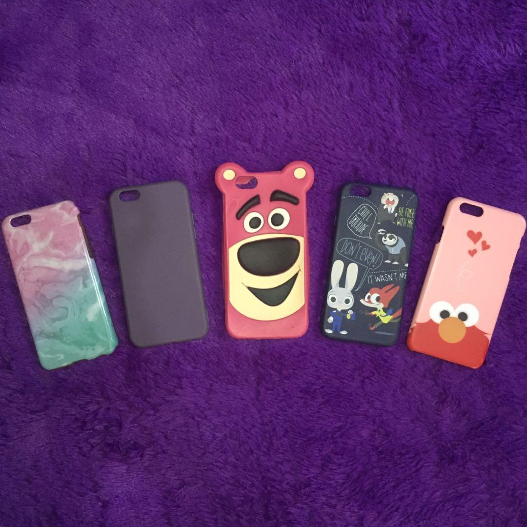 Case iPhone 6/ 6s - Lotso - Lilac