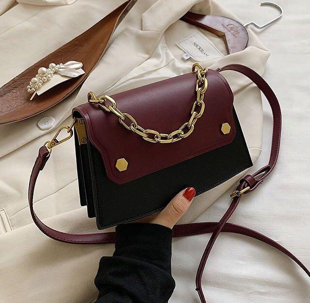 Charles and Keith Asymmetric