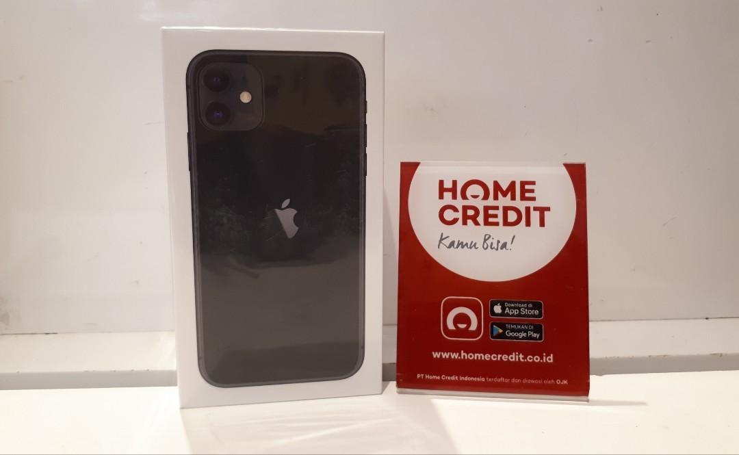 Cicilan Apple Iphone 11 128GB black