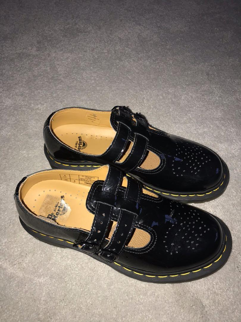 Dr martens Mary Jane patent leather