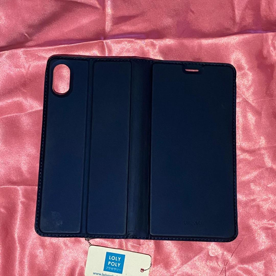 Flip case iPhone X/XS loly poly