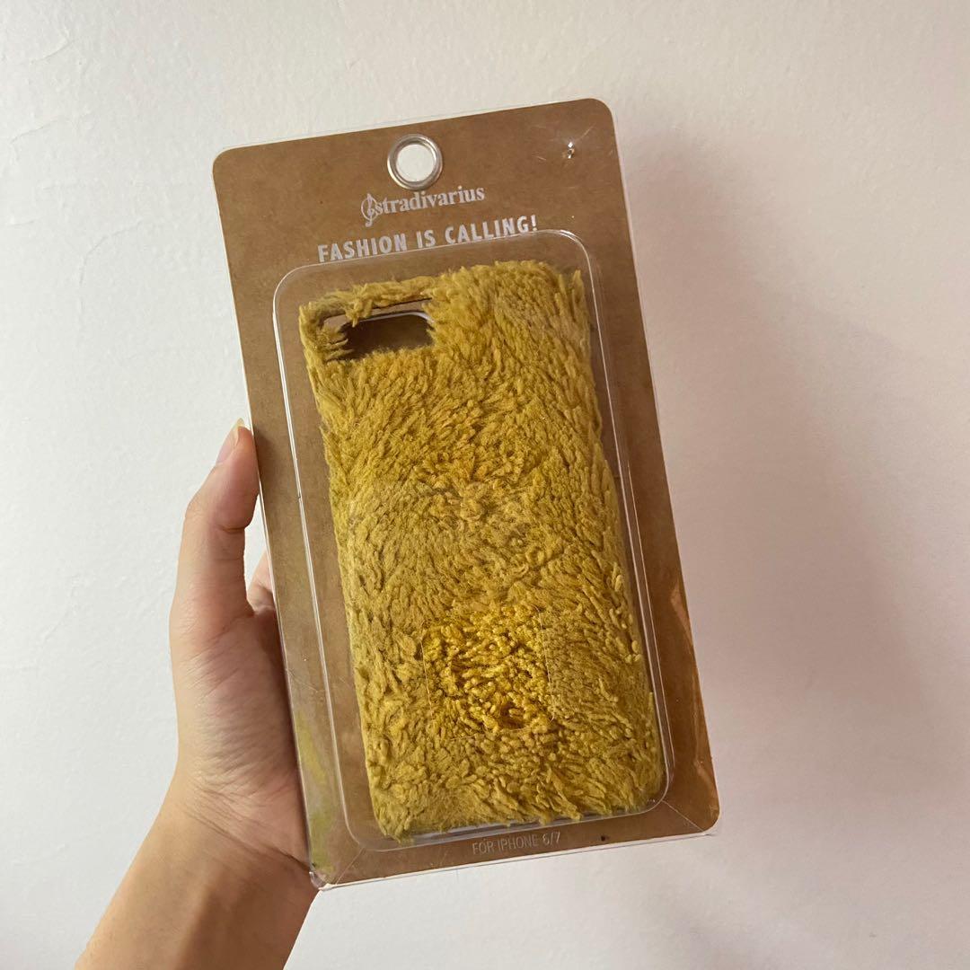 Fur Case iPhone 6 / 7 stradivarius