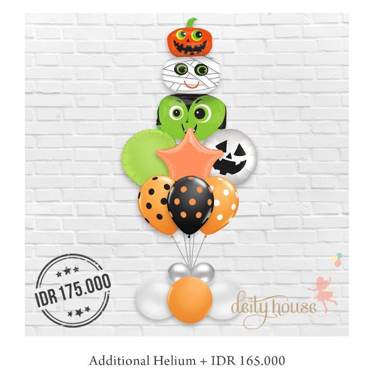 Halloween Heads Bundle