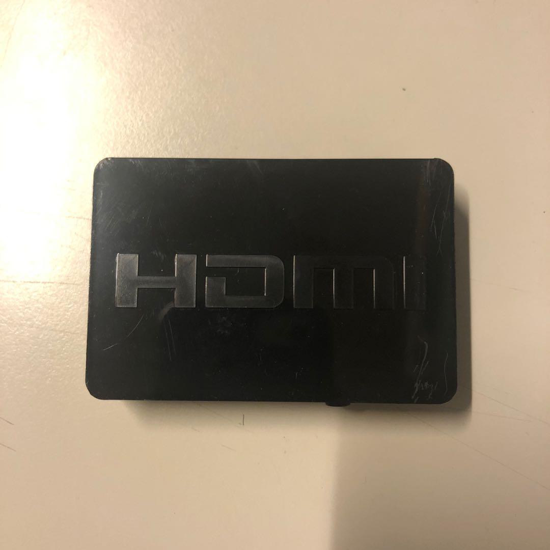 HDMI 分接器 三進一出