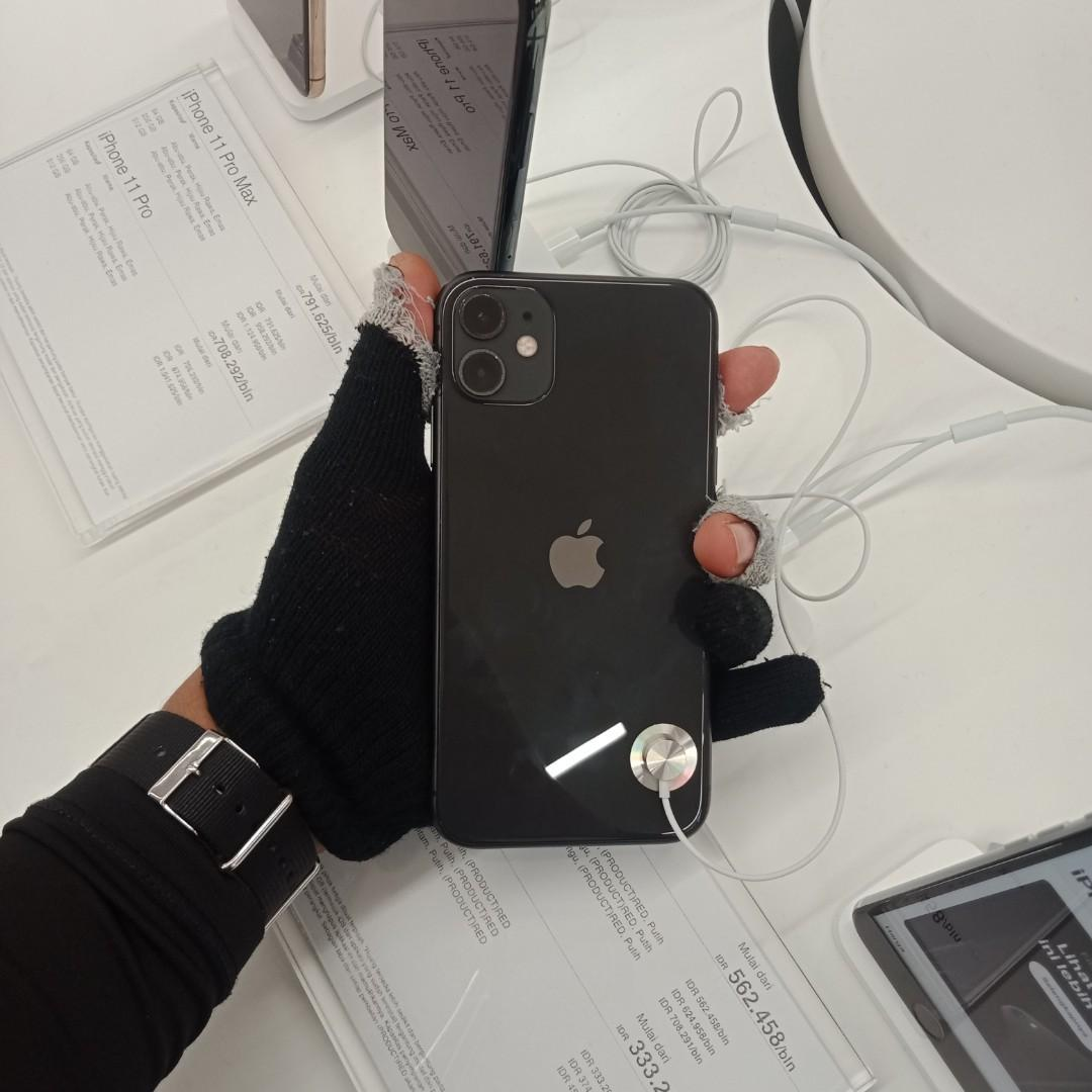 Iphone 11 cicil pakai Home Credit 3mnt