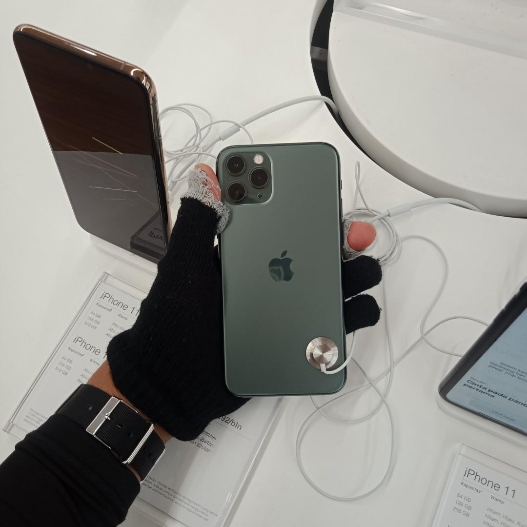 Iphone 11 pro max 64GB Cicil cepat pakai KTP+SIM