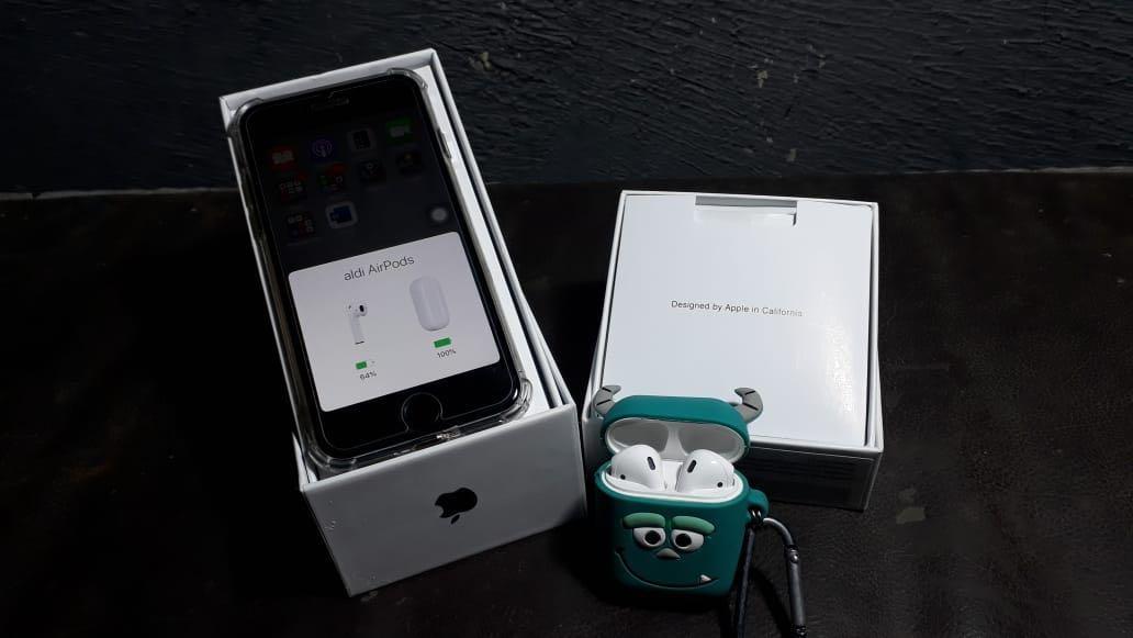 Iphone 7 128gb & Airpods gen2 OEM