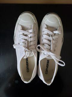 Jack Purcell White Converse US7
