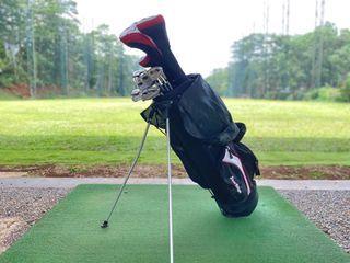 Jual Stick Golf Set/Full Set TourEdge Reaction 3 Mulus Murah Untuk Pemula Cocok!