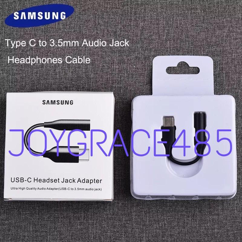 Kabel Audio Conventer Samsung Type C Jack 3.5 MM