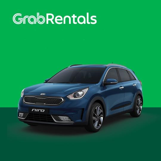 Kia Niro Hybrid (Car Rental)