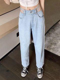 Korean Jeans Kulot