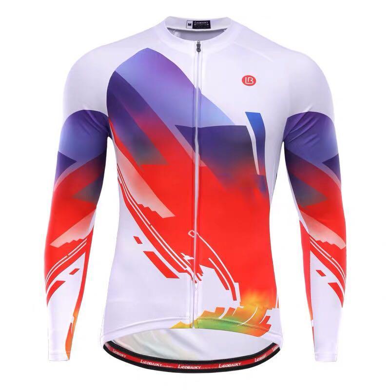 LB bike clothes MTB cycling jersey road bike clothes