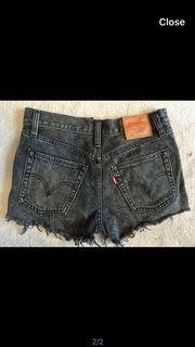 Levi's 501 shorts (23)