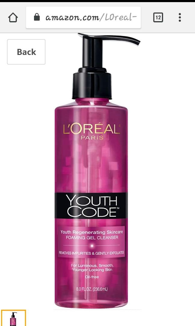 L'oreal Youth code NEW
