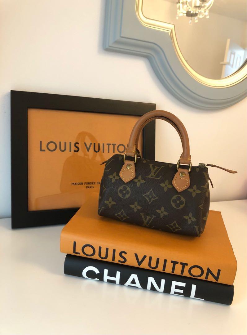 Louis Vuitton Speedy Mini (vintage)