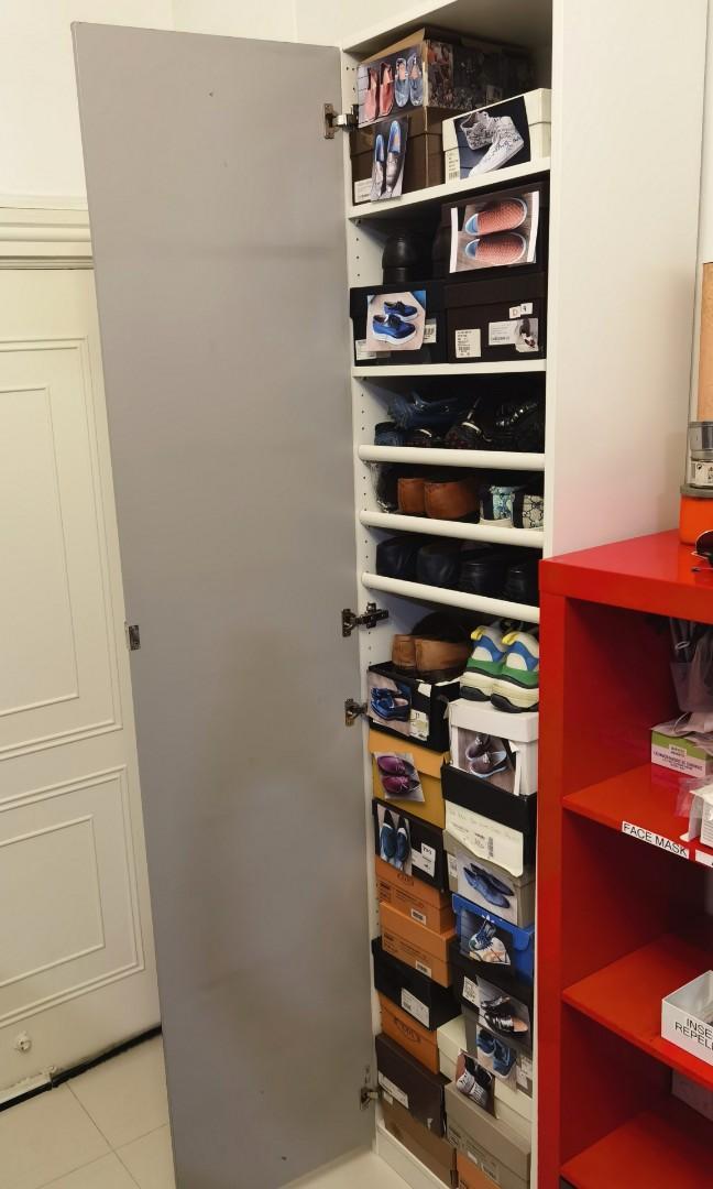 Mirror Shoe Cabinet Tall Ikea Pax, Ikea Mirror Cabinet Tall