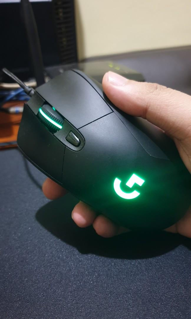 Mouse Logitech G403 Hero
