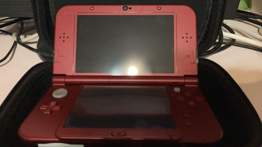 N 3DS LL+寶可夢黑板+寶可夢Y+寶可夢太陽