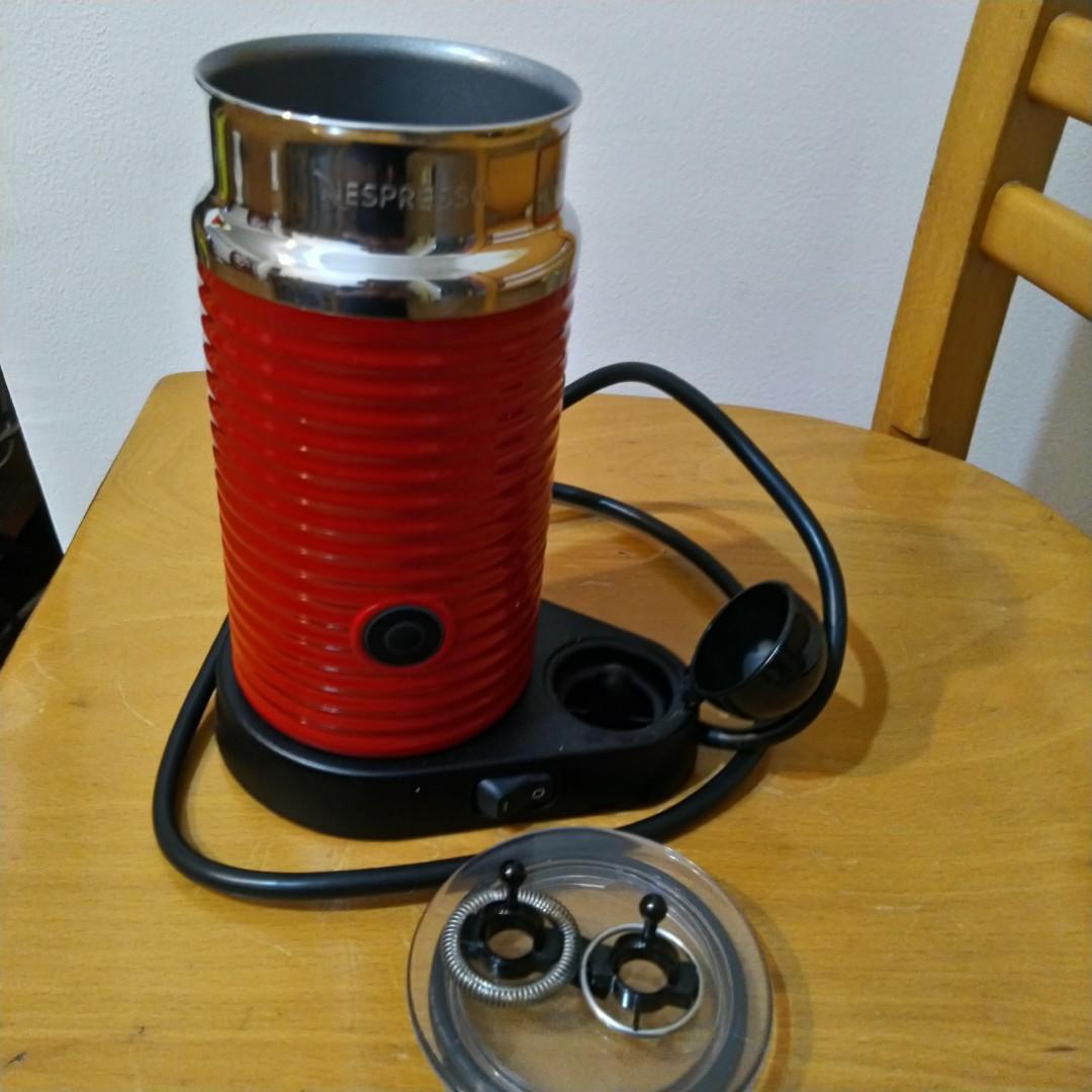 Nespresso奶泡機