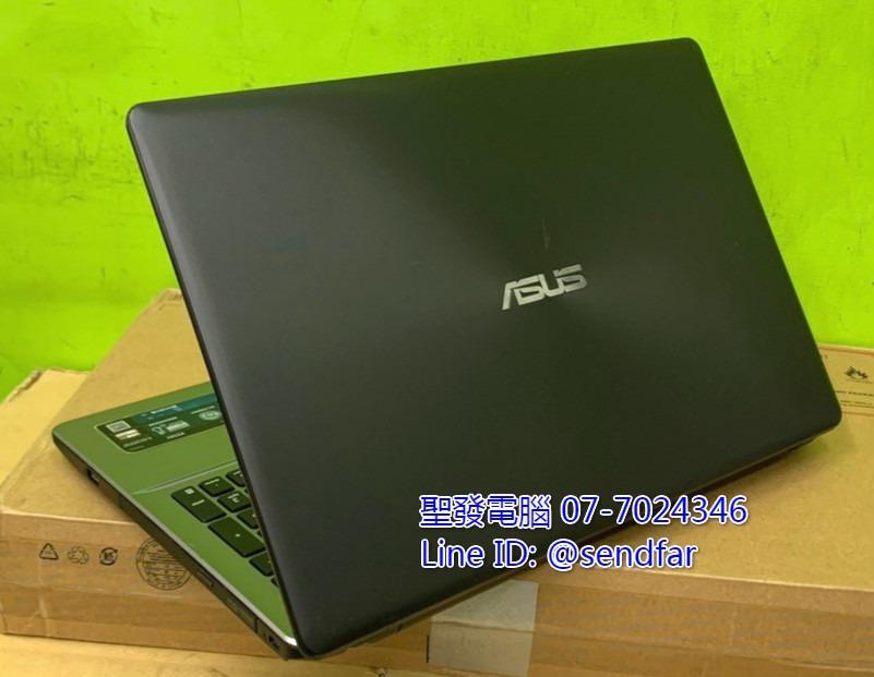 "NEW240SSD ASUS X550J i5-4200H 8G discrete graphic DVD 15inch laptop ""sendfar secondhand"" 聖發二手電腦"