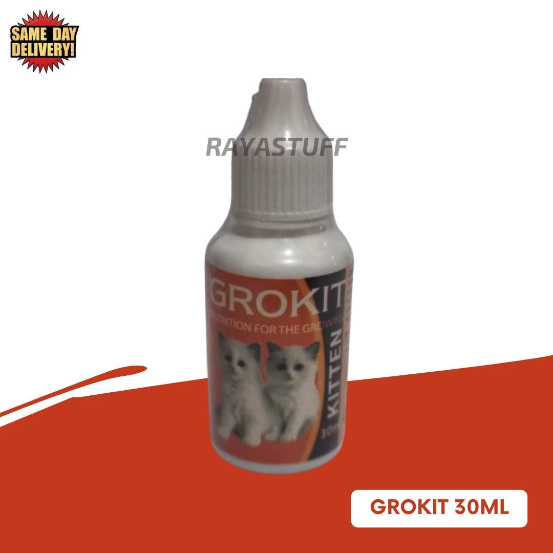 Nutrition For The Growing / VItamin Anak Kucing
