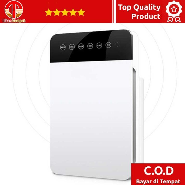 Pembersih Ion Udara Air Purifier Cleaner PM2.5 - K1-1 TitanGadget