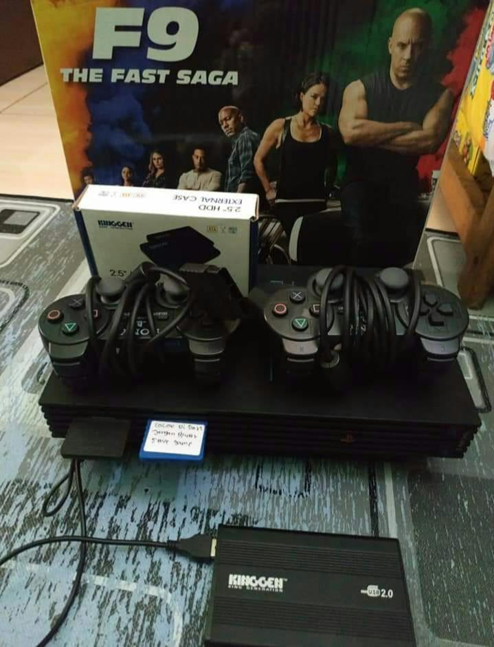 Playstation 2 Hardisk