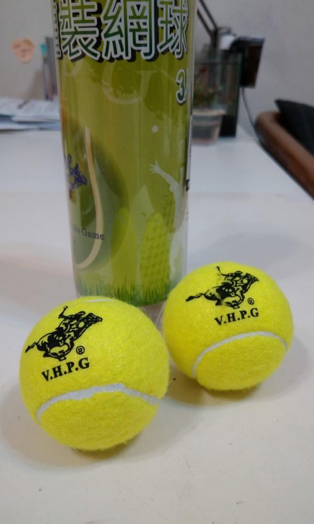 Polo網球2顆