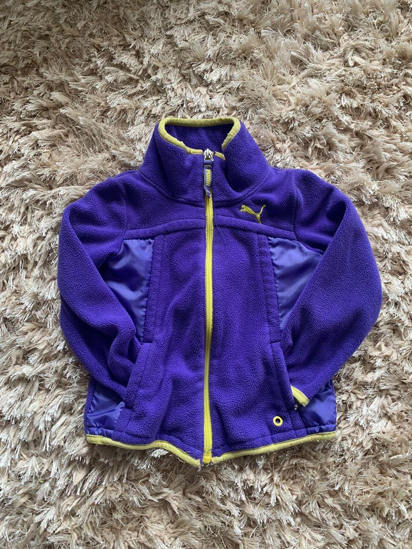 Puma 3T Fall Jacket