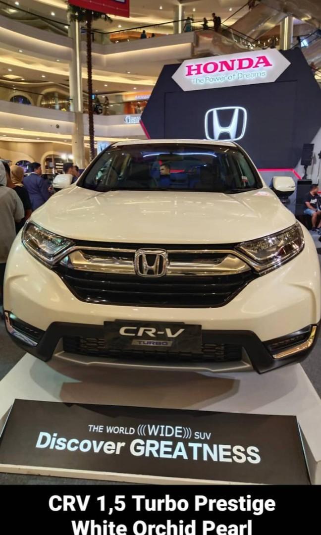 Ready Honda CRV 1.5 Turbo PRESTIGE