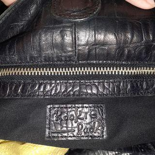 CRAZY SALE ‼Rookie bud bag croco