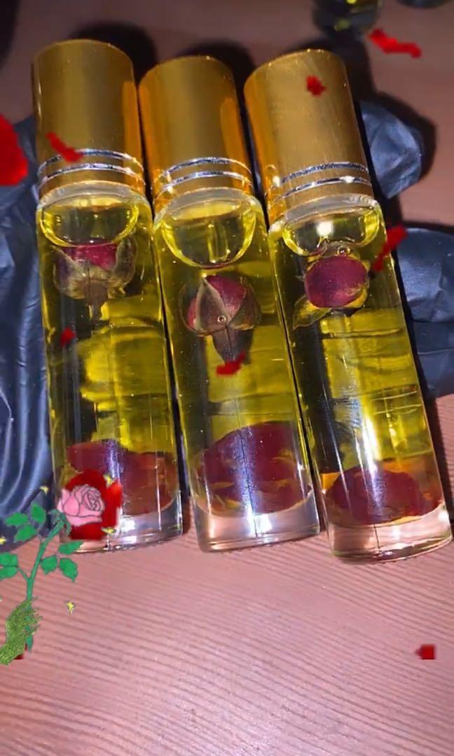 Rose cuticle /body oil