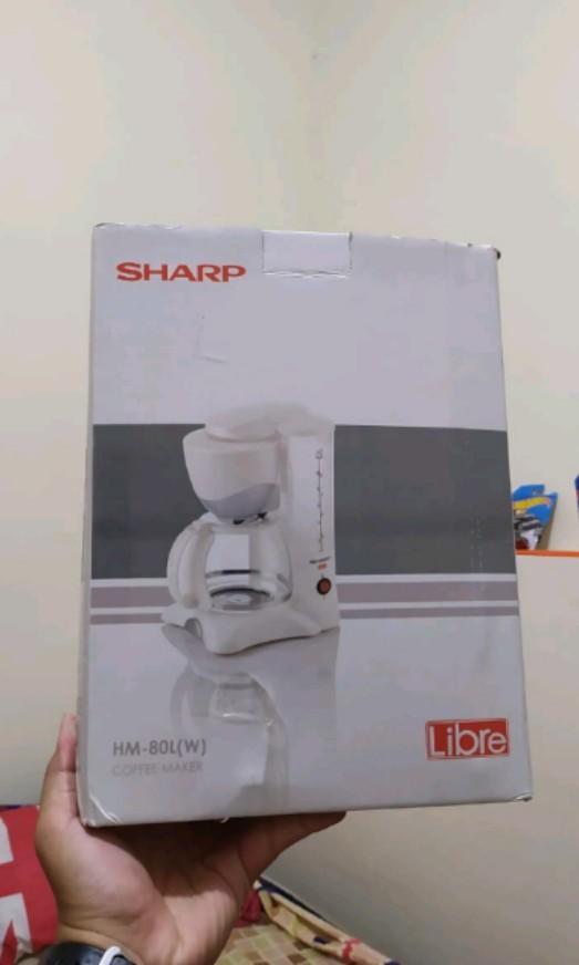 Sharp Coffee Maker