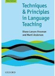 Techniques and Principles in Language Teaching 第三版