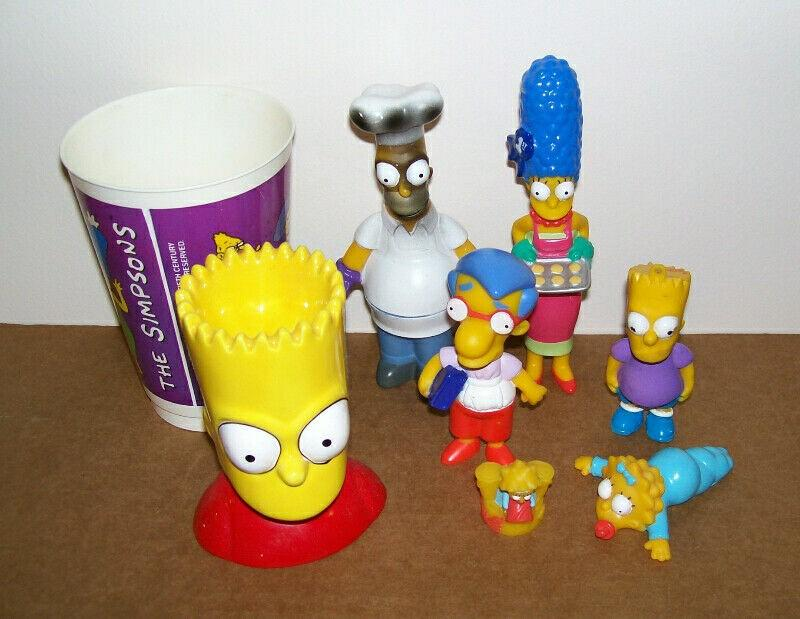 The Simpsons Collectible Set