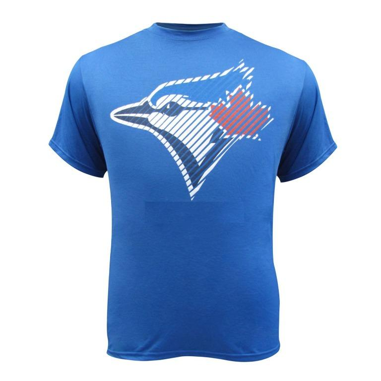 Toronto Blue Jays 100% Cotton Men's T-Shirt (Size M)