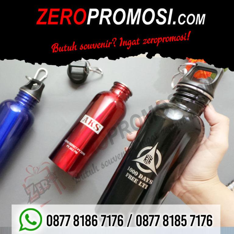 Ventura Plus Stainless Bottle untuk souvenir 750 ml