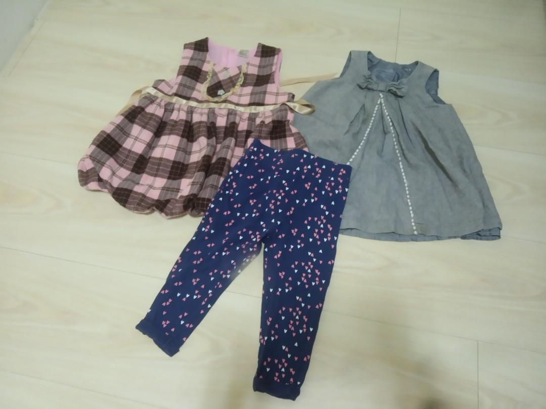 18-24 洋裝+薄長褲