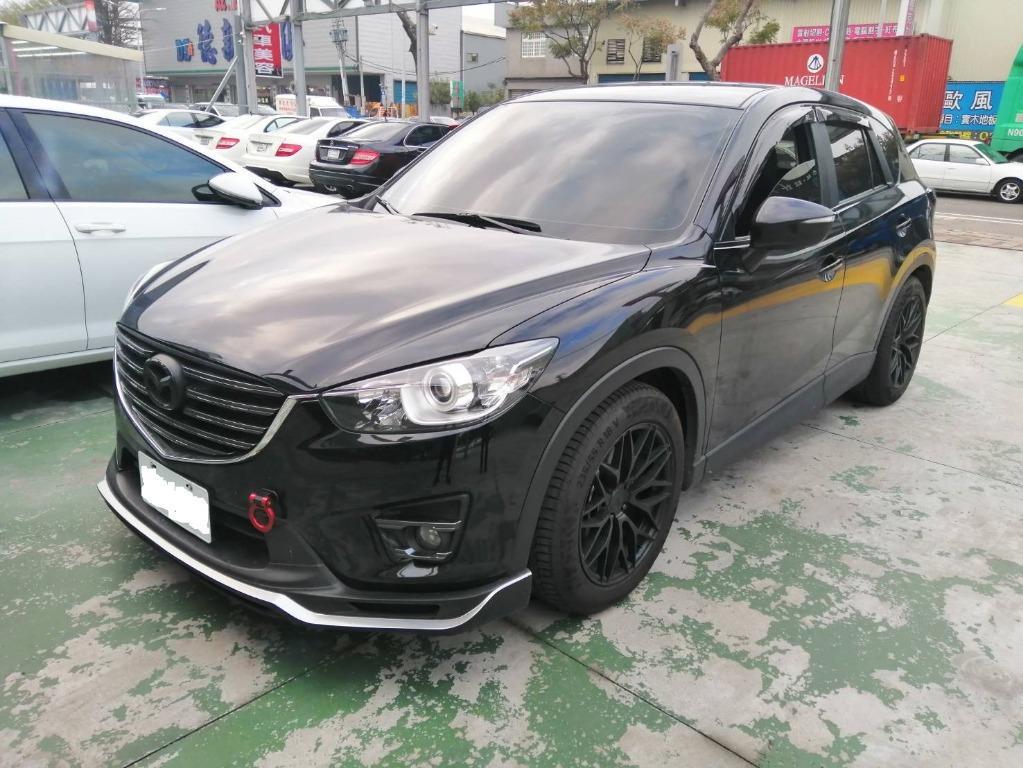 2015年 Mazda CX-5 2.2 SKY-D AWD (1代)