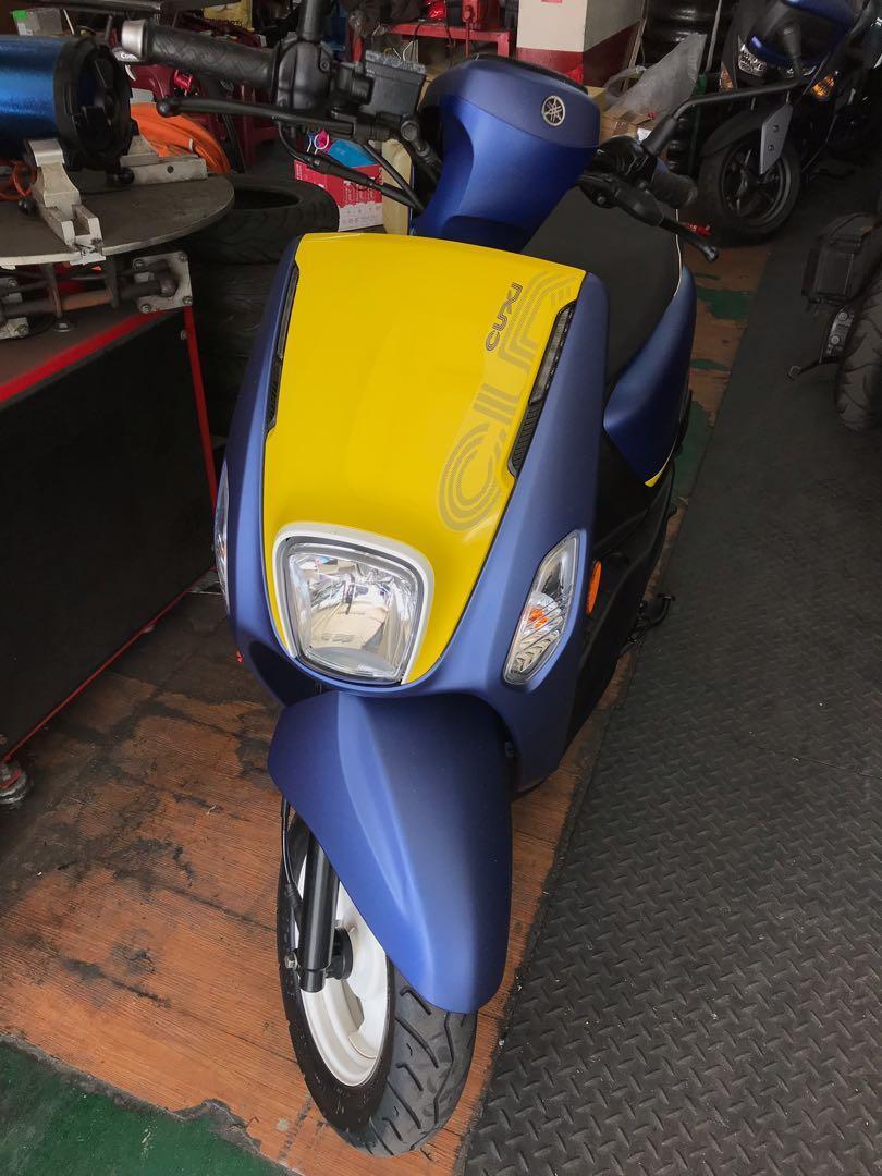 2018六代CUXI 115cc