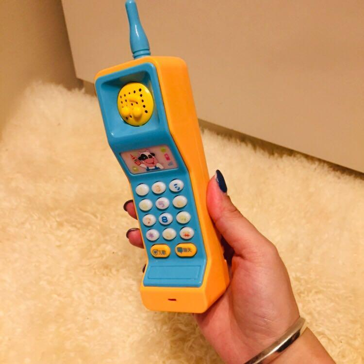 兒童手機玩具