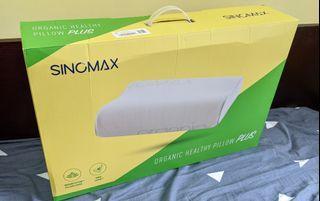 """""""健康之選"""" 全新 有保養 Sinomax organic healthy pillow plus 枕頭"""