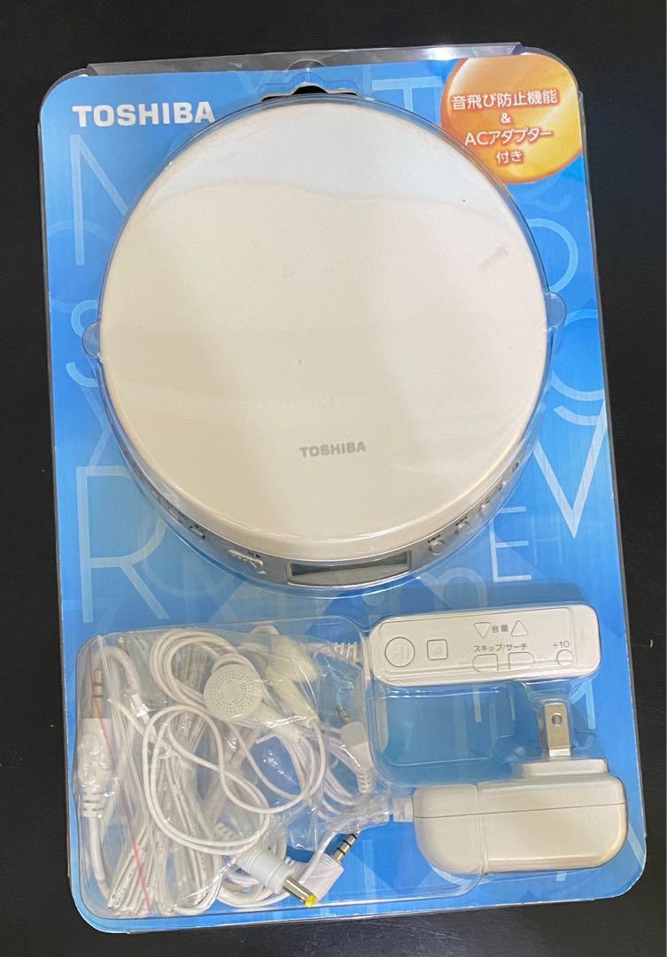 日本 TOSHIBA TY-P1  CD 語言學習機 MP3/CD隨身聽