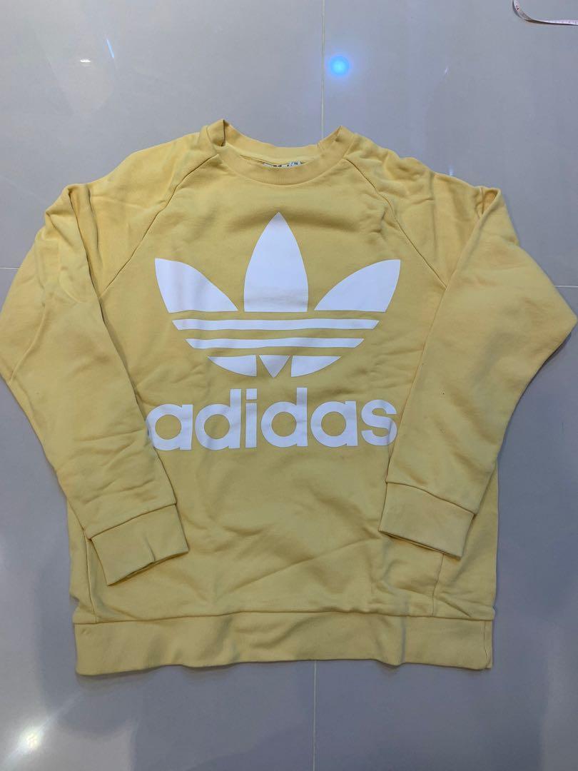 Adidas 大學踢 衛衣 8.5成新