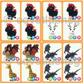 Legendary Fossil T Rex Roblox Adopt Me Pets Toys Games Video Gaming In Game Products On Carousell