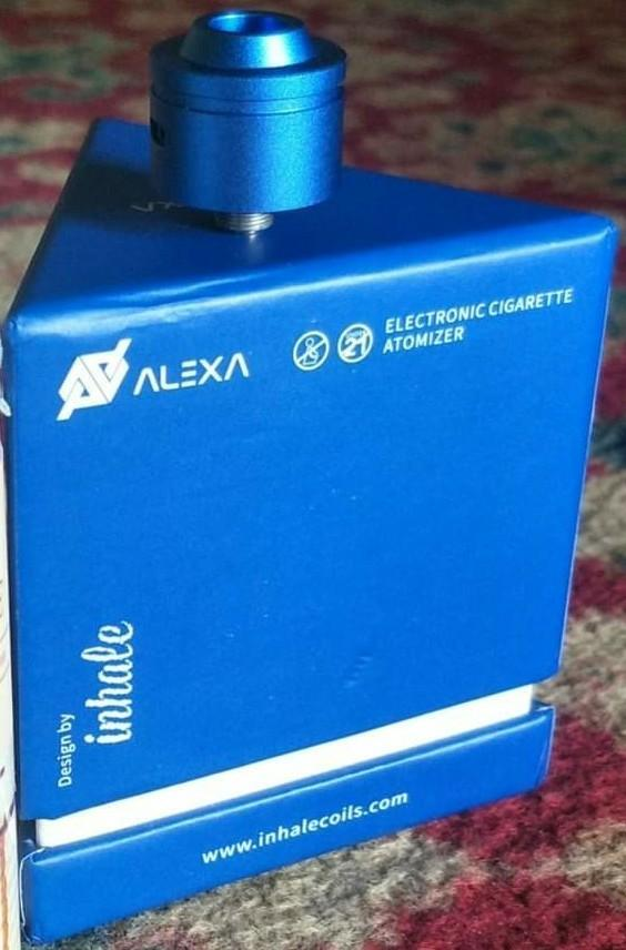 Alexa blue limited edition