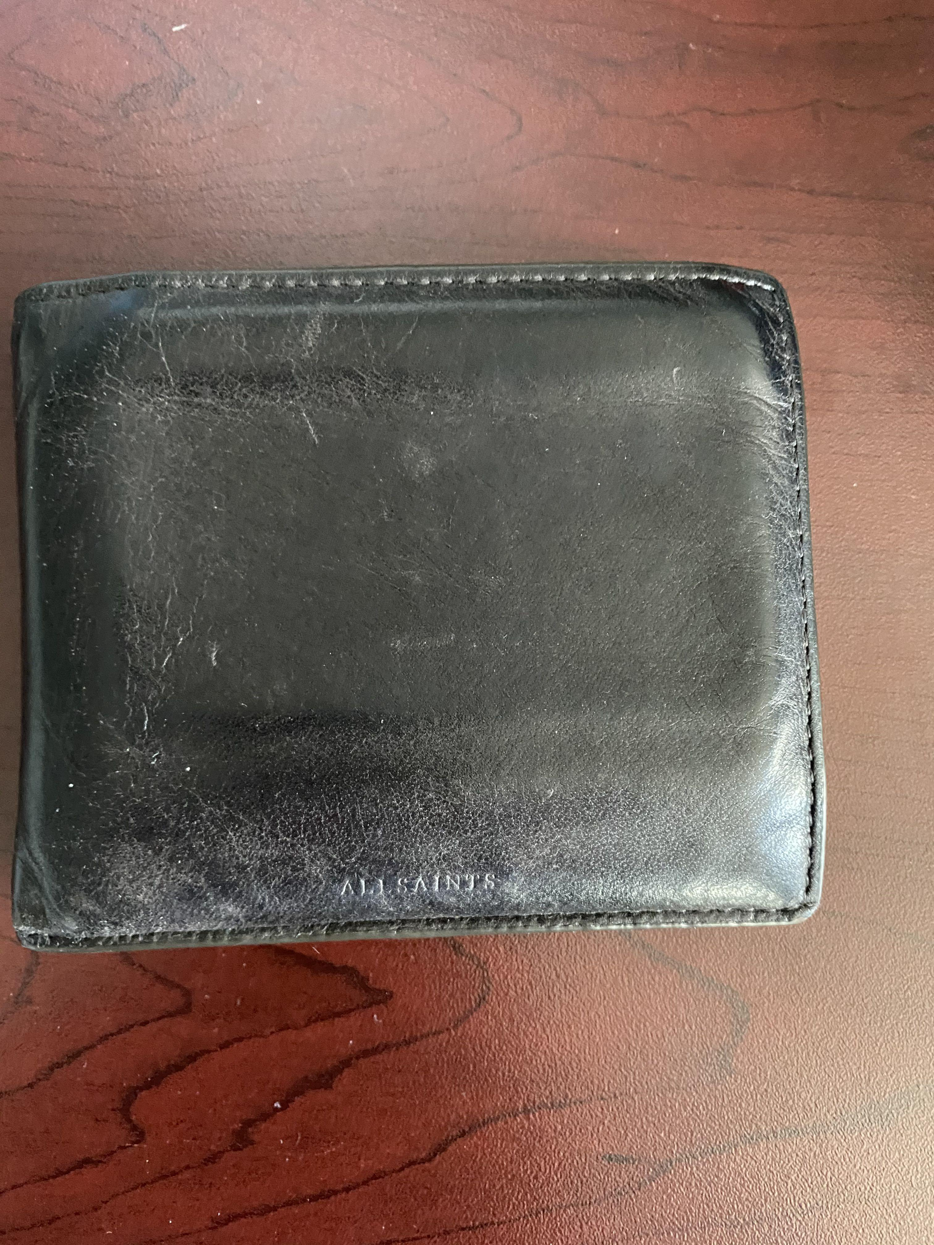All saints wallet