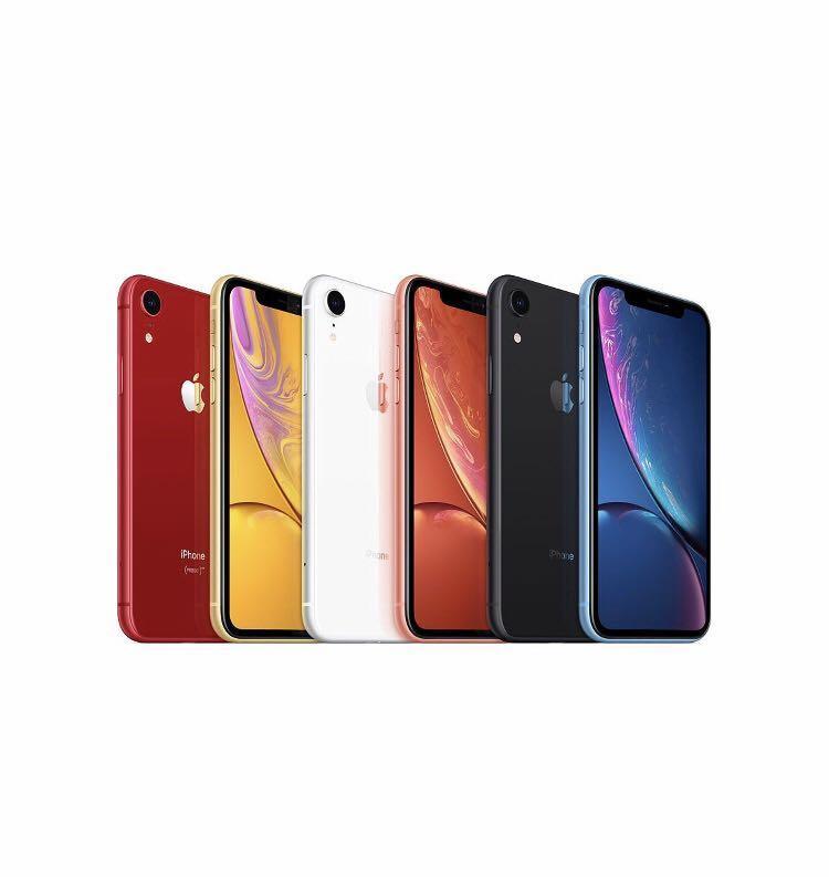 Apple iPhone XR 64GB Coral Fully Unlocked B Grade Refurbished Smartphone