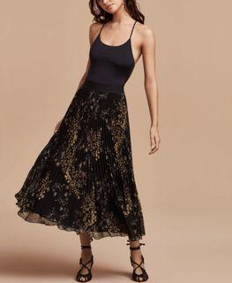 Aritzia Wilfred Terre Skirt
